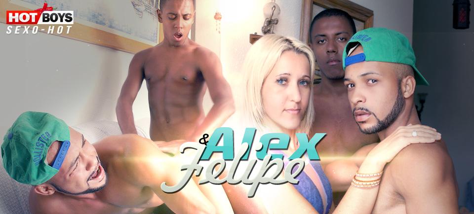Felipe e Alex - HotBoys - Meu Vizinho me Fudeu